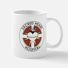 SACRED HEART HOSPITAL Mugs