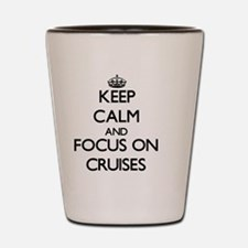 Funny Carnival cruises Shot Glass