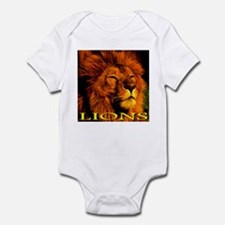 Lions Infant Bodysuit