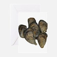 Oysters Greeting Cards (Pk of 10)