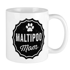 Maltipoo Mom Mugs