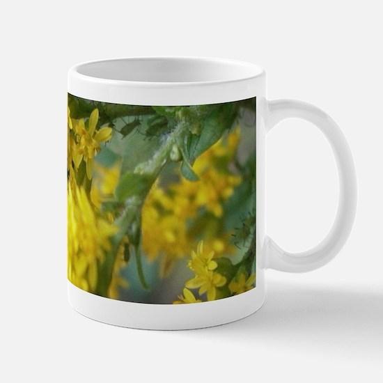 Forsythia Mugs