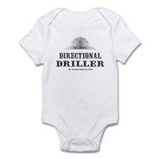 Dir. Driller Infant Bodysuit