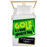 Golf duvet cover Twin Duvet Covers