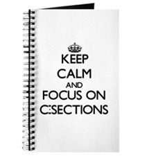 Funny C section Journal