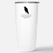 Funny Goth Travel Mug