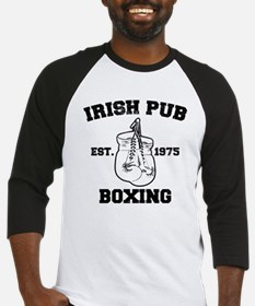 Irish Pub Boxing Baseball Jersey