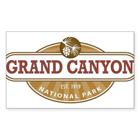 Canapé En Soldes Chez Fly : Grand Canyon National Park Decal by AdminCP10138003