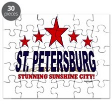 St. Petersburg Stunning Sunshine City Puzzle