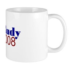 Iraq Veterans for Rudy Giuliani Large Mug