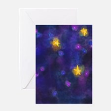 Stary Sky Greeting Cards