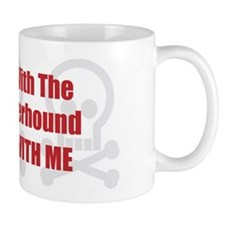 Mess With Deerhound Mug