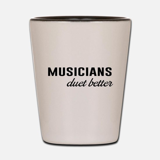 Cool Album Shot Glass