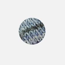 Funny To knit Mini Button