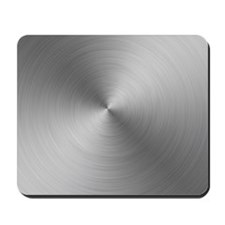 Brushed Metal Mousepad