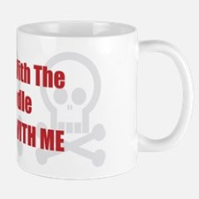 Mess With Schnoodle Mug