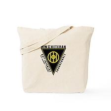 83rd Infantry Vet. I Co. Tote Bag