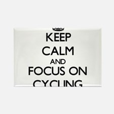 Keep Calm and focus on Cycling Magnets