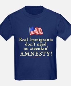 Real Immigrants T