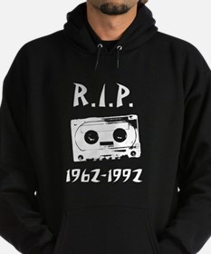 RIP Cassette Tapes 1962-1992 Hoodie