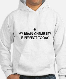 My Brain Chemistry Is Perfect Today Hoodie