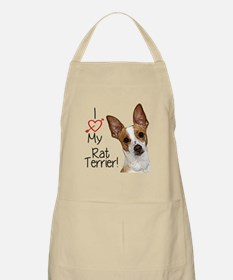 Rat Terrier Apron