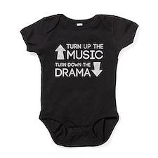Turn up the Music, Turn Down the Drama Baby Bodysu