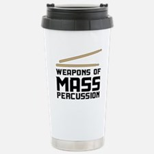 Weapons of Mass Percussion Travel Mug