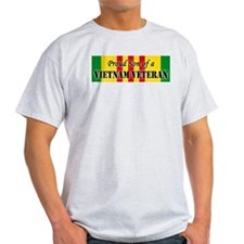 Proud Son of a Vietnam Vetera T-Shirt