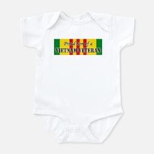 Proud Son of a Vietnam Vetera Infant Bodysuit