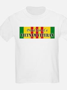 Proud Son of a Vietnam Vetera T-Shirt
