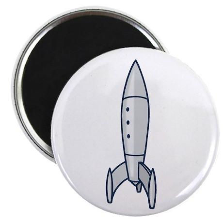 Rocket Magnet