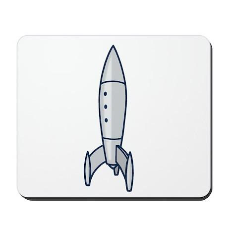 Rocket Mousepad