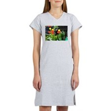 Buffy the Tulip Slayer Women's Nightshirt