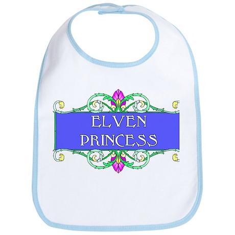 Elven Princess Bib