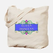 Elven Princess Tote Bag