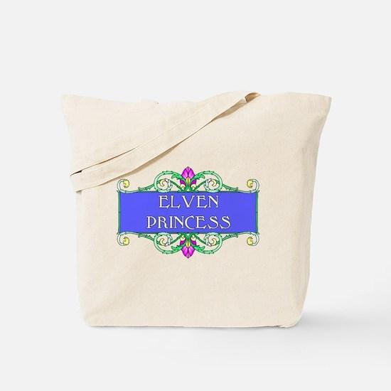 Elven Princess Tote Bag