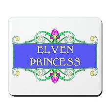 Elven Princess Mousepad