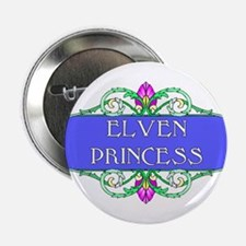 Elven Princess Button