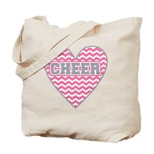Cheer Heart Tote Bag