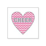 Cheerleader Bumper Stickers