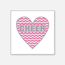 Cheer Heart Sticker