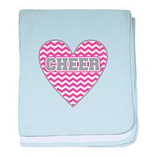 Cute Cheer baby blanket