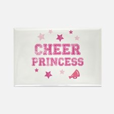 Cheer Princess Magnets