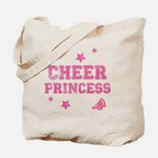 Cute Cheerleading team Tote Bag