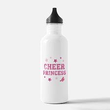 Cute Cheerleader Water Bottle