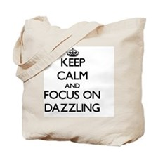 Cool I was dazzled Tote Bag