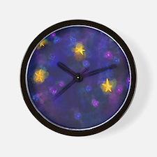 Cute Night elf Wall Clock