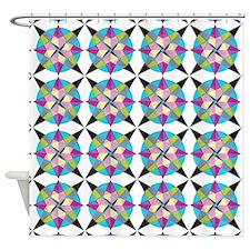 Unique Arab Shower Curtain