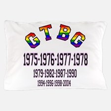 Glad To Be Gay Gtbg Pillow Case